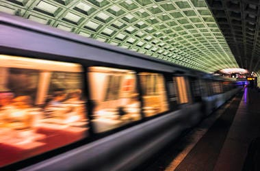 D.C. metro has temporarily stopped ticketing fare evaders.