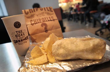 Satisfy your Chipotle cravings during the NBA Finals.