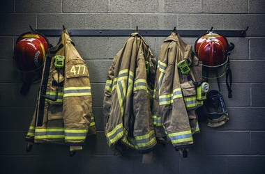Prince Georges County Fire Department welcomes female fire chief and female rescue team.