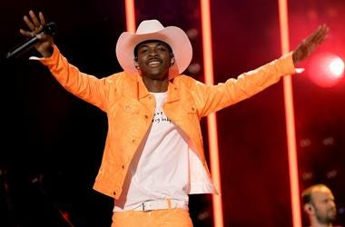 Lil Nas X performs onstage during day 3 of the 2019 CMA Music Festival