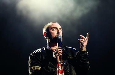 A man has been charged in the death of Mac Miller.