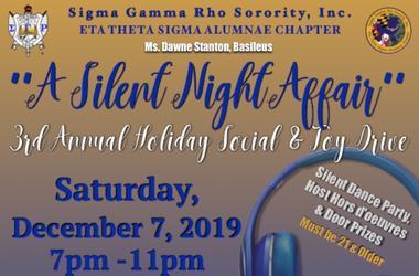 Sigma Gamma Rho Event Fyler