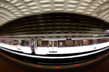 DC Metrorail metro wmata