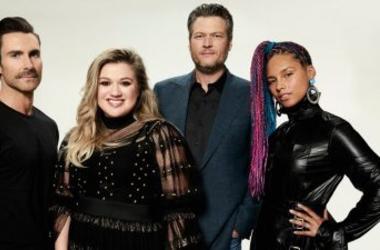 The Voice Cast