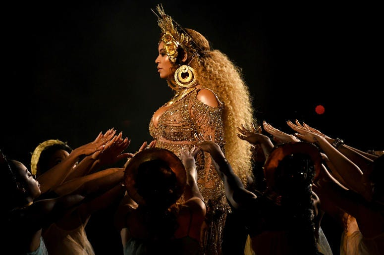 Beyoncé is the queen of halloween costume inspo.