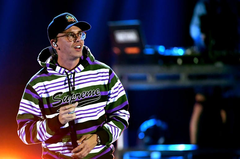 "Logic book ""Supermarket"" debuts on NYT bestsellers list at No. 1."