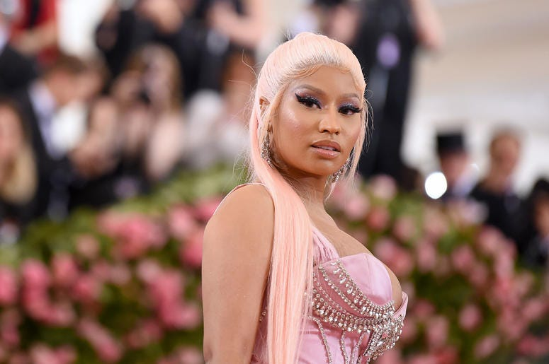 Nicki Minaj goes in on BET Awards.