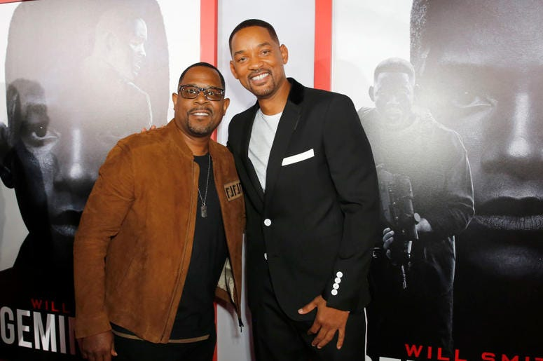 Will Smith/Martin Lawerence
