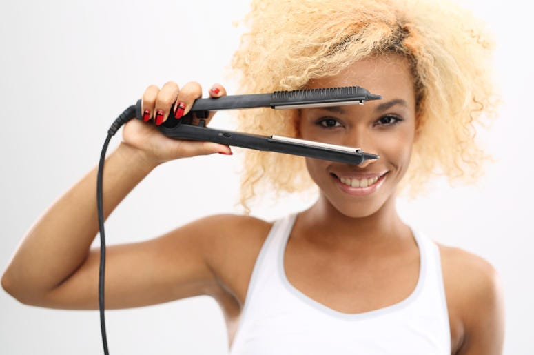 A new study shows that hair dye and straightening hair could be linked to cancer.