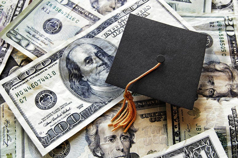 Morehouse College is looking to rid its graduates of student loans.