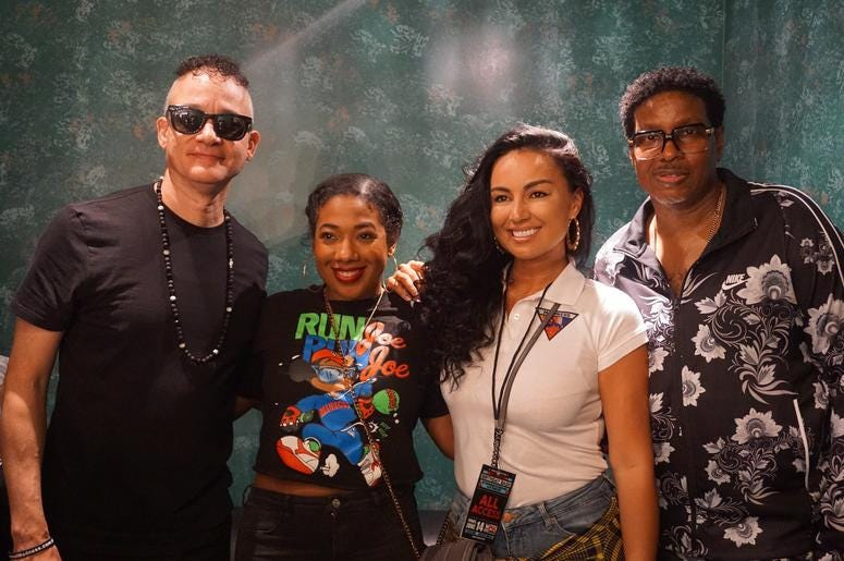 Kid 'n Play Meet and Greet