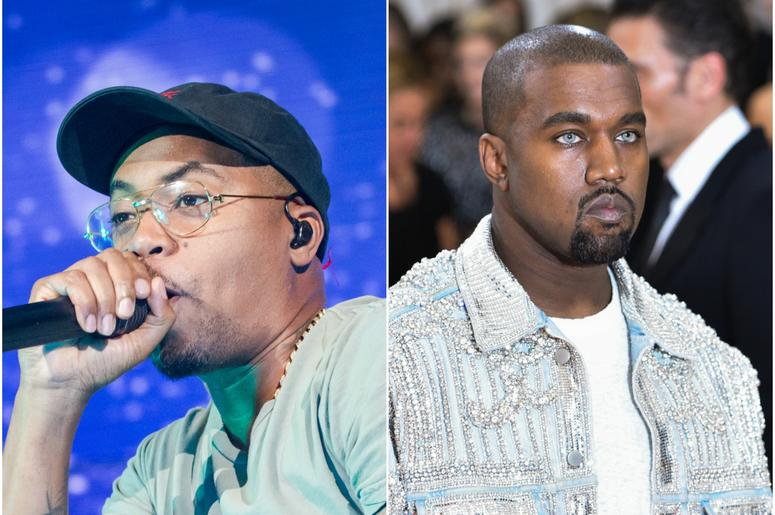 Nas & Kanye