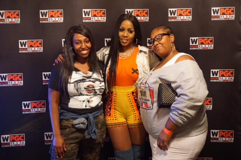 Remy Ma Meet and Greet