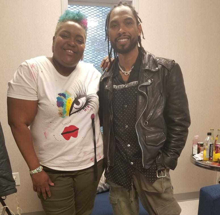 miguel and poet broccoli city festival 2018
