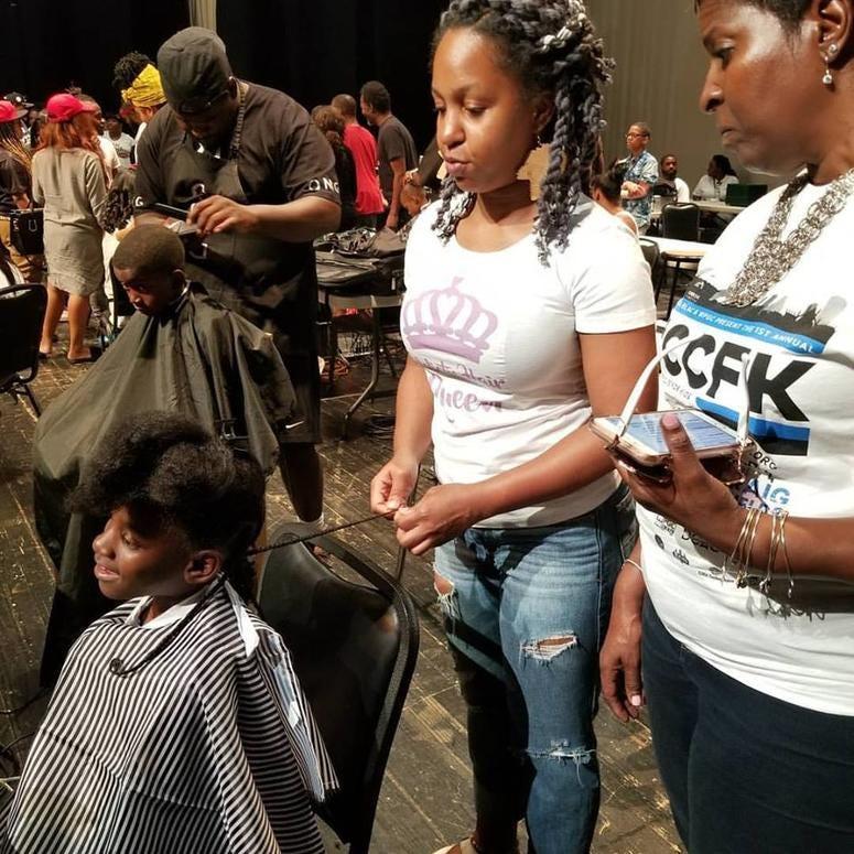 Community Cuts for Kids 2017 Craig Blac