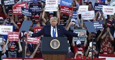 Zeoli: American Know Who President Trump is, Not Biden
