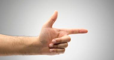 Finger Gun Gesture