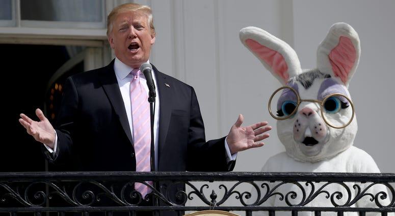 Trump Easter