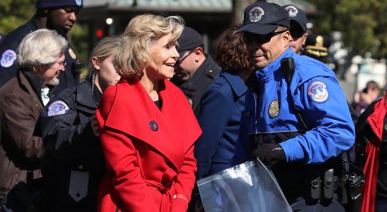 Fonda Arrest
