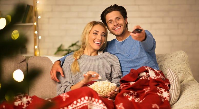 Couple Christmas Movie