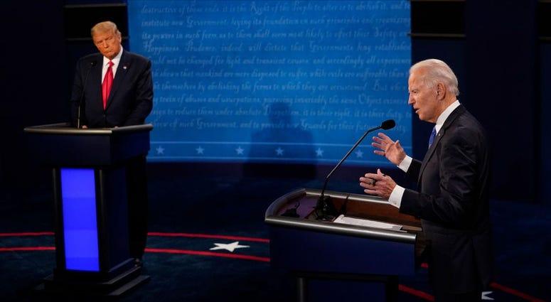 6 major moments from the final Trump-Biden debate