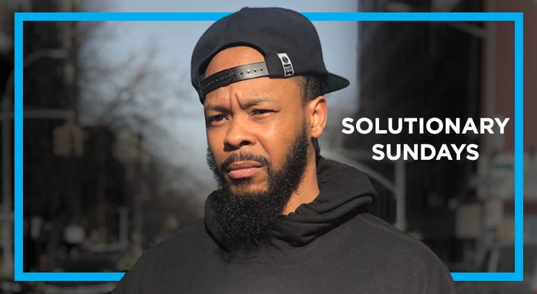 Solutionary Sundays with Maj Toure