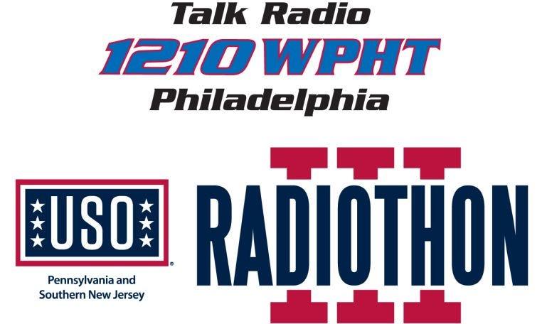 1210 WPHT USO Radiothon