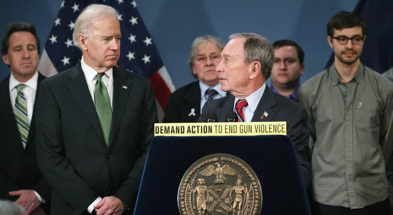 Bloomberg and Biden