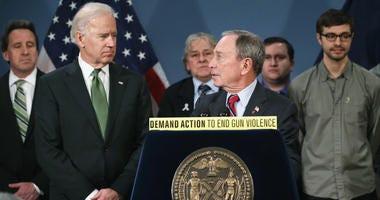 Bloomberg and Biden