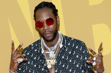2 Chainz at 2017 NBA Awards