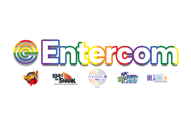 Entercom Miami Pride