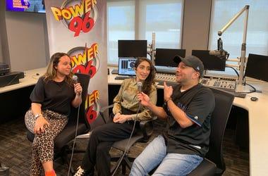 Emily Estefan, Power96, Lucy Lopez, DJ Zog, Coconut Grove Arts Festival