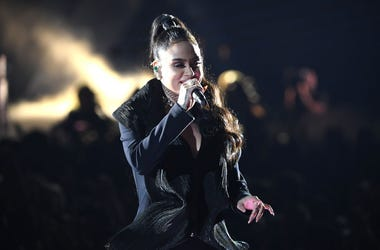 Kehlani performs onstage during the 2018 iHeartRadio Music Awards which broadcasted live on TBS, TNT, and truTV at The Forum on March 11, 2018 in Inglewood, California