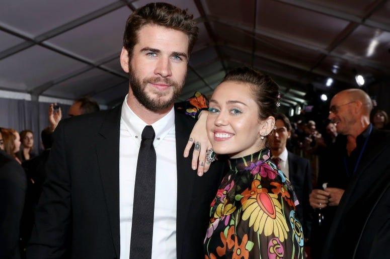 Miley Cyrus x Liam Hemsworth