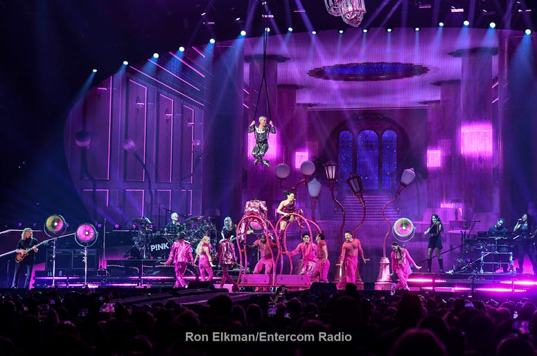 P!NK_Live_In_Concert
