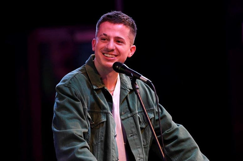 Charlie Puth at Power 96 Miami