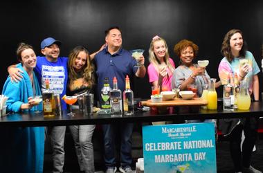 national margarita day power