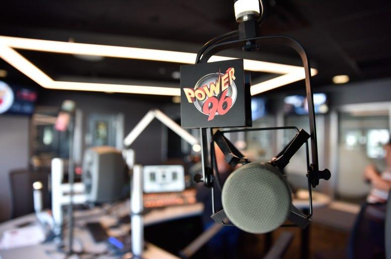 Power 96 Studio