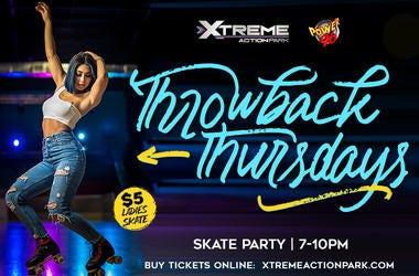 Xtreme Action Park Skate