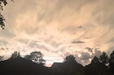 sky after storms