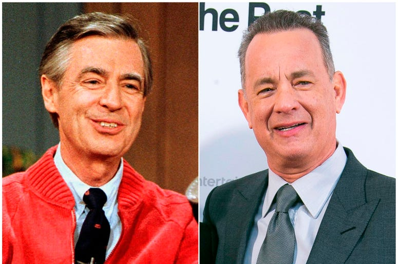 Tom Hanks Fred Rogers Film Dated For October 2019 Release Q104