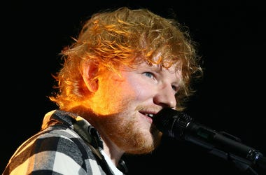 Ed Sheeran performs in concert on the opening night of his Australian tour at Optus Stadium on March 2, 2018