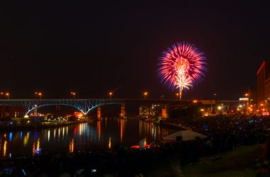 Cuyahoga River fireworks postponed to September 19th