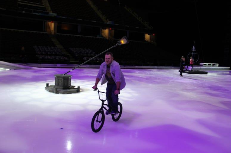 Jeremiah Disney On Ice
