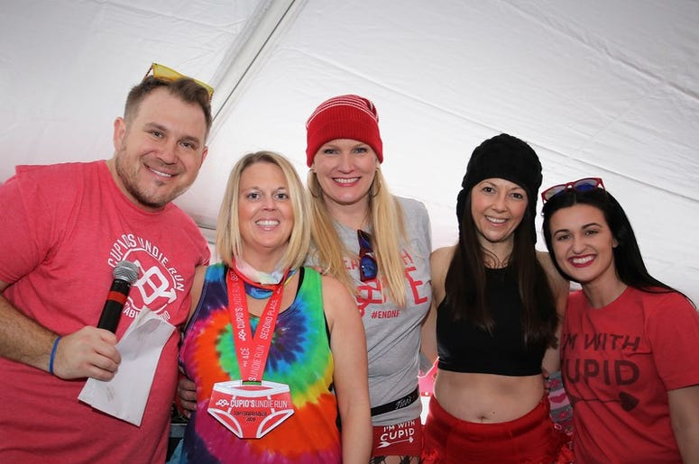 Cupids Undie Run 2020