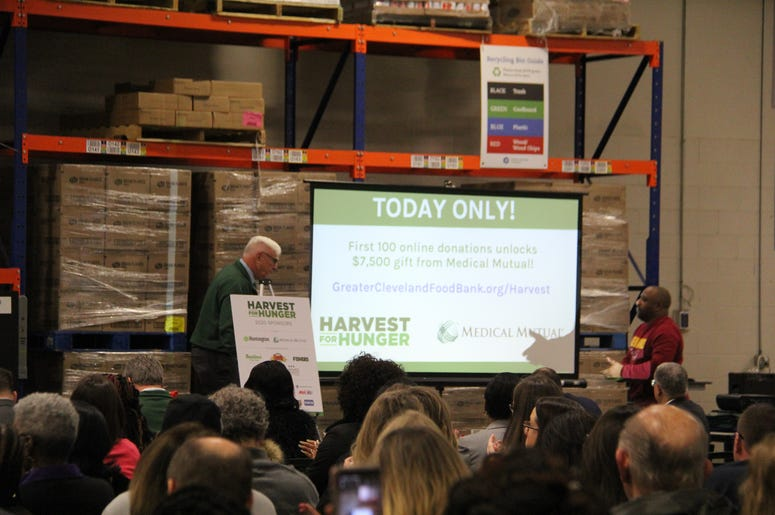 Harvest for Hunger 2020 Kick-off
