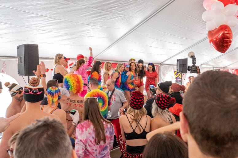 Cupids Undie Run Cleveland 2020