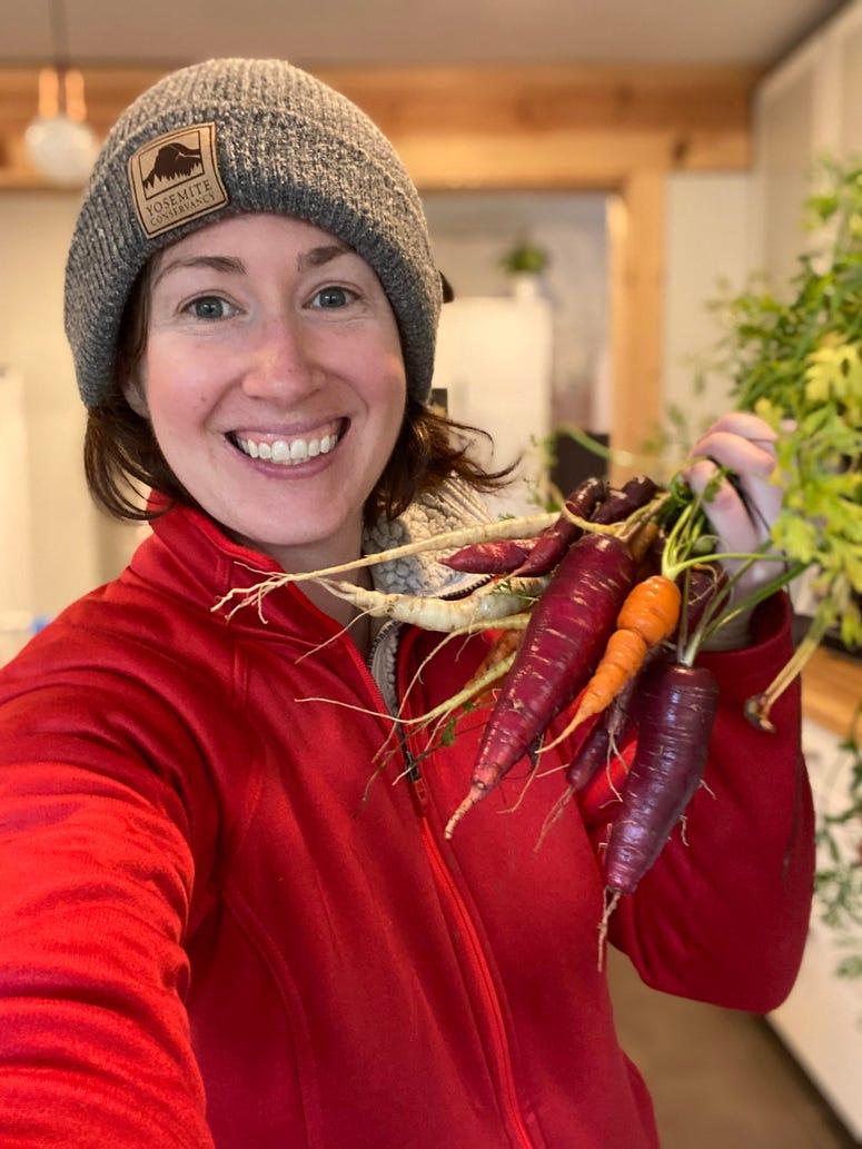 Kelly Carrots