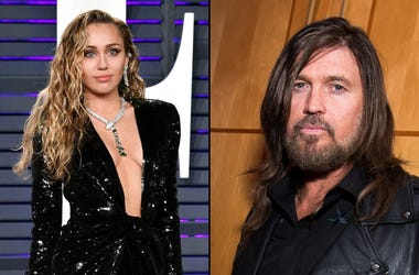 Miley Cyrus x Billy Ray Cyrus