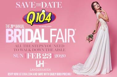 Bridal Fair 2020 at Landerhaven February 23rd